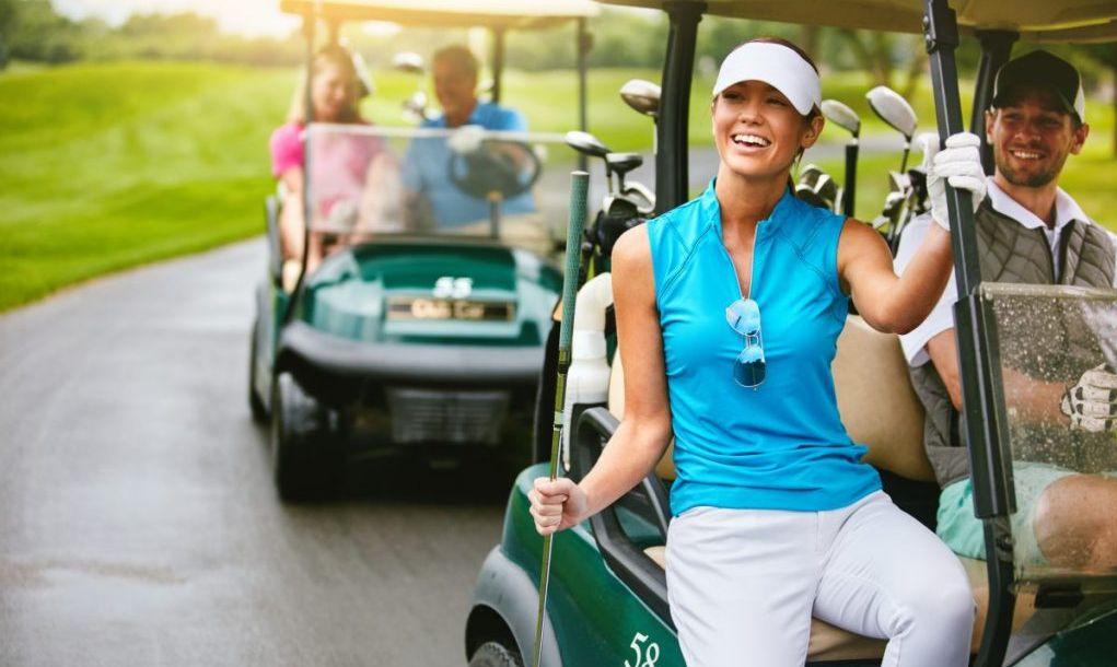 Golfing in Destin Florida