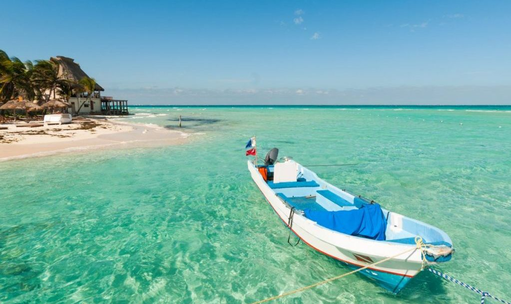 visiting Cancun