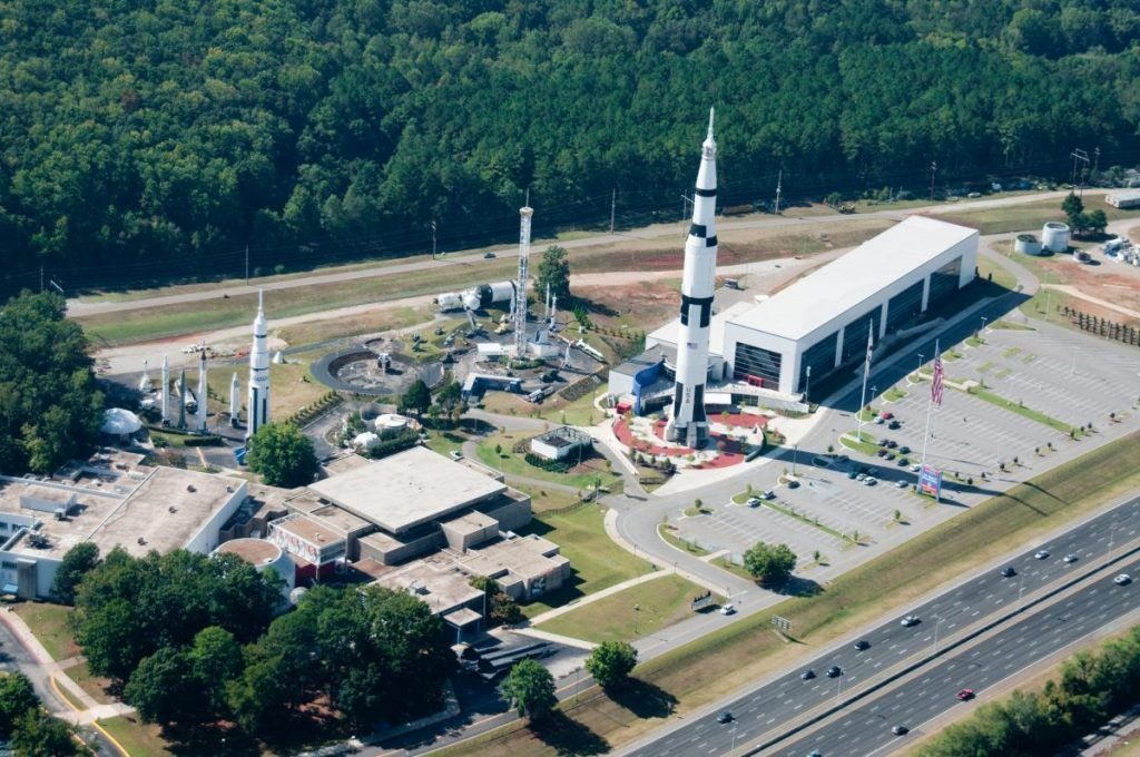 rocket center Alabama