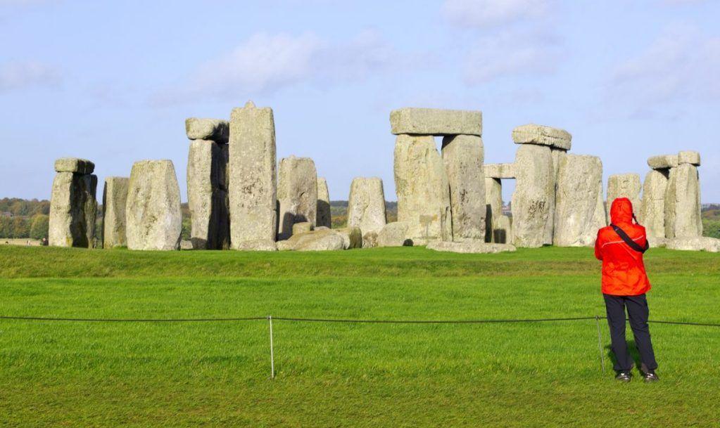 Stonehenge tourist traps