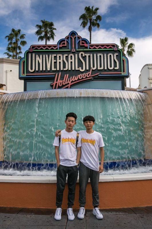 Anaheim universal studios
