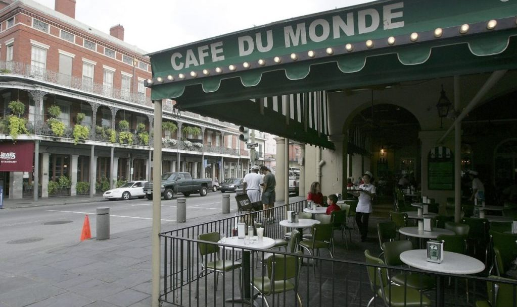 cafes New Orleans