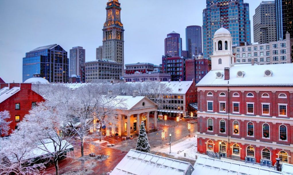 boston United States