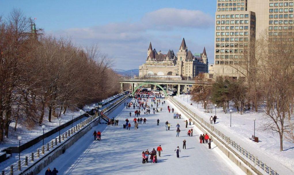 Ottawa, Canada live