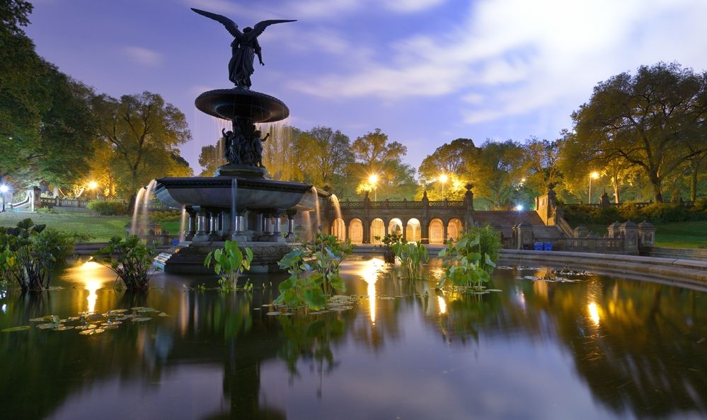 gardens Central Park