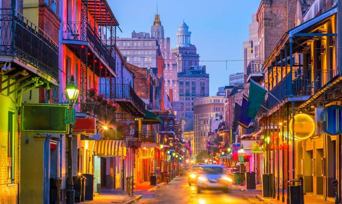 rum distillery New Orleans