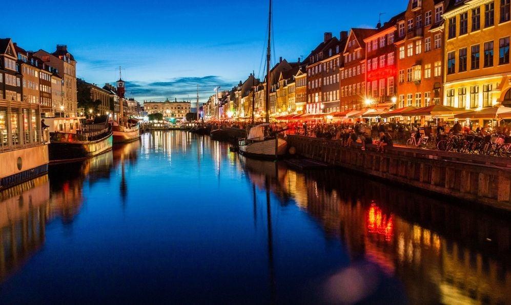 Copenhagen, Denmark live