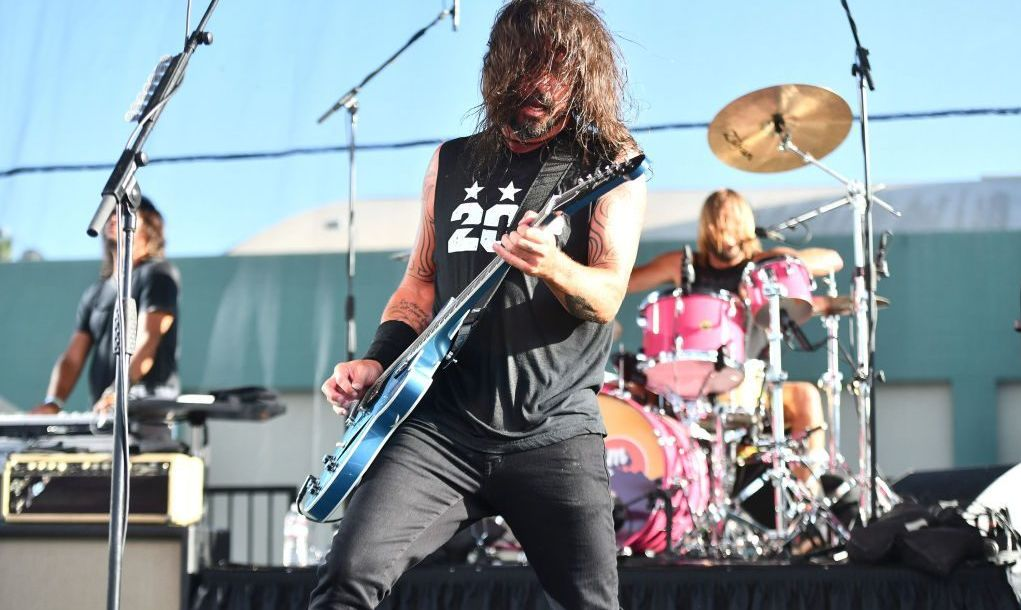 foo fighters Lollapalooza
