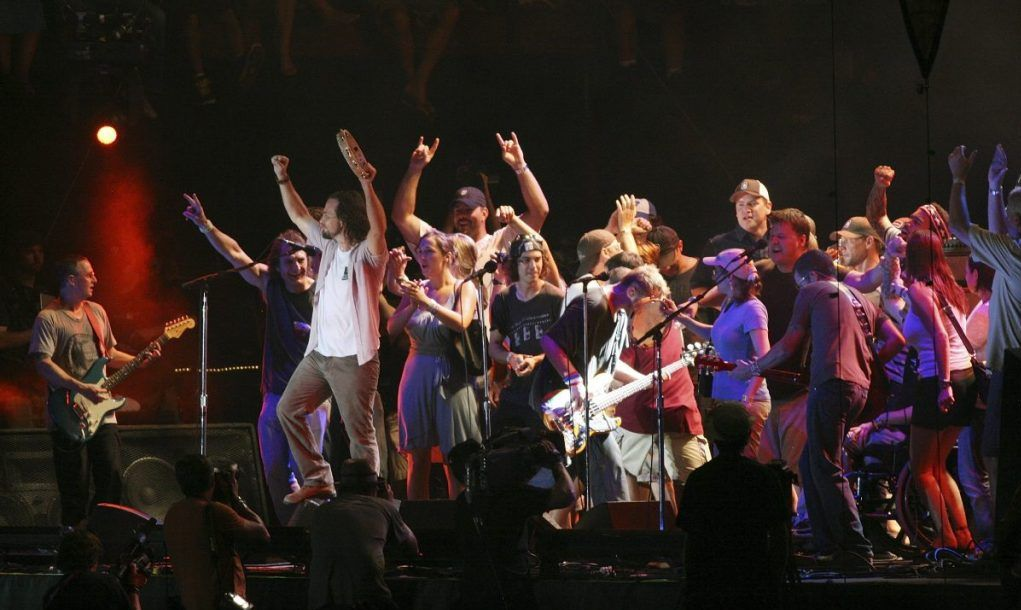 music festival Lollapalooza