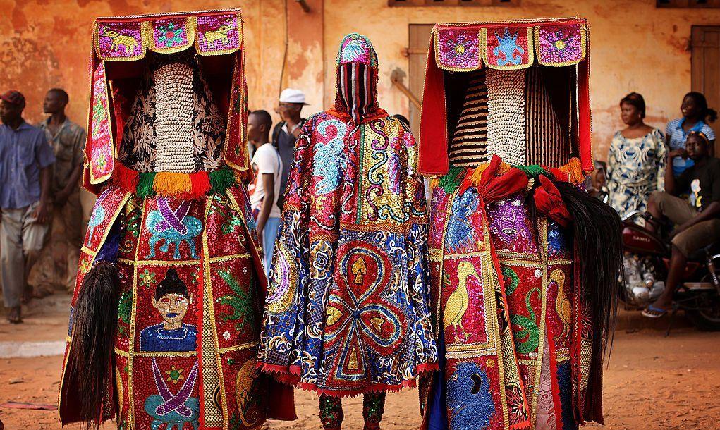 voodoo benin ceremony ritual