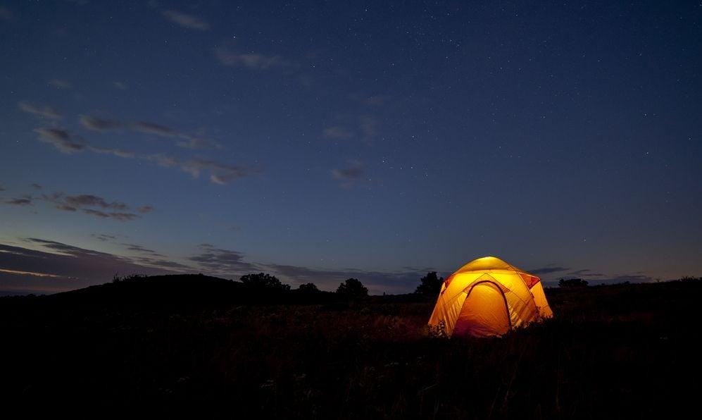 Shenandoah National Park skyland