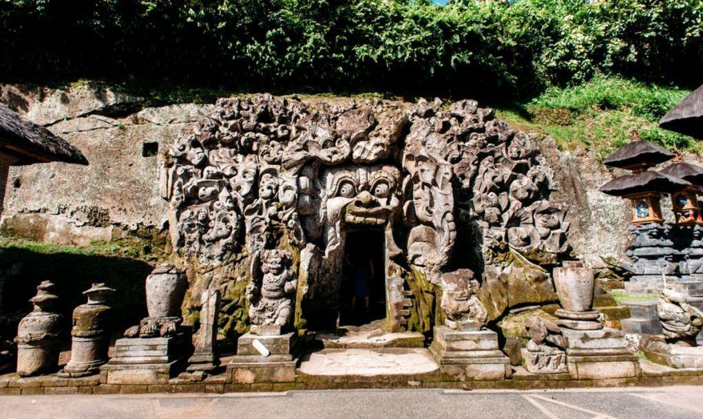 caves Bali