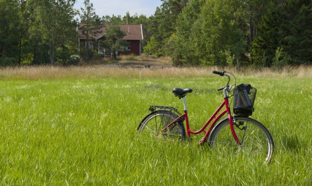 Bicycle in Sweden