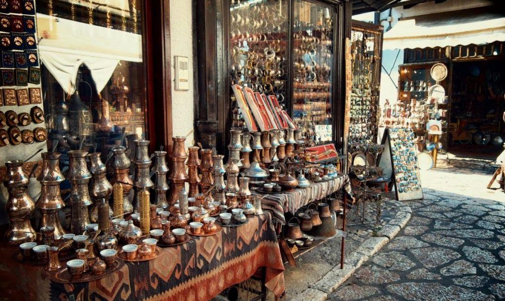 souvenir ottoman bazaar