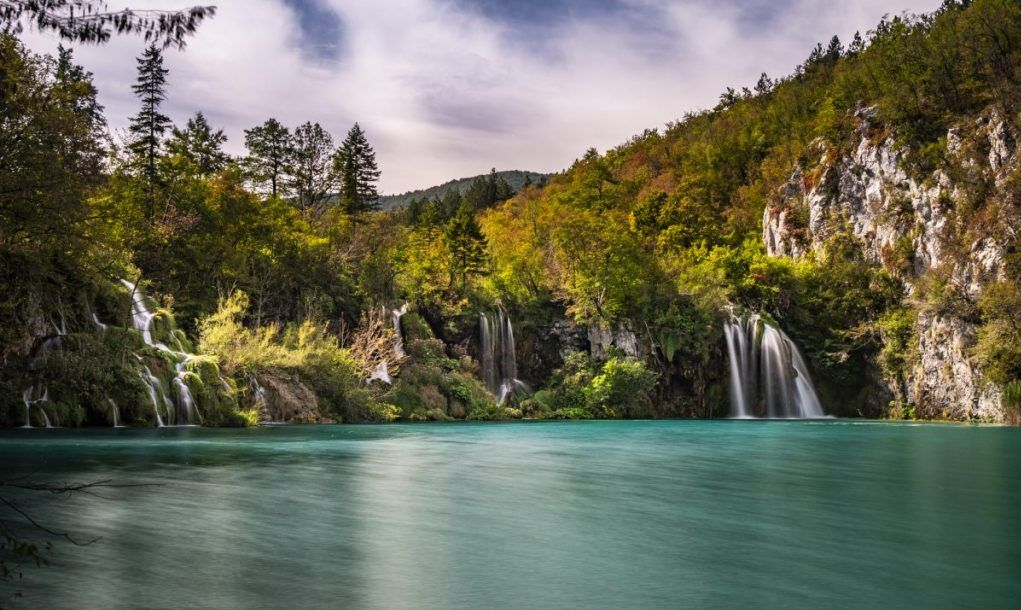 Plitvice Lakes - nature's bounty