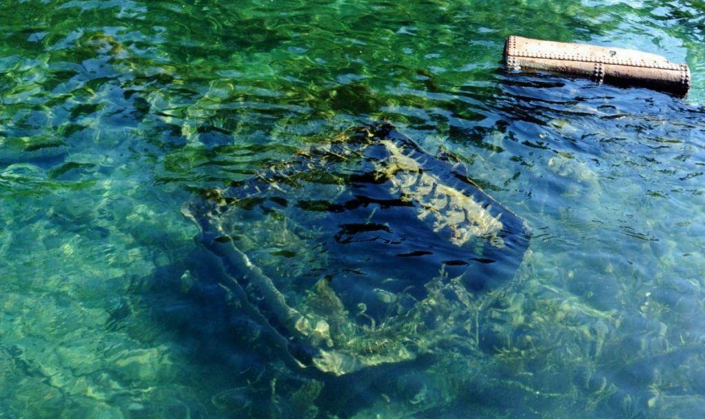 shipwrecks lake huron dive snorkel