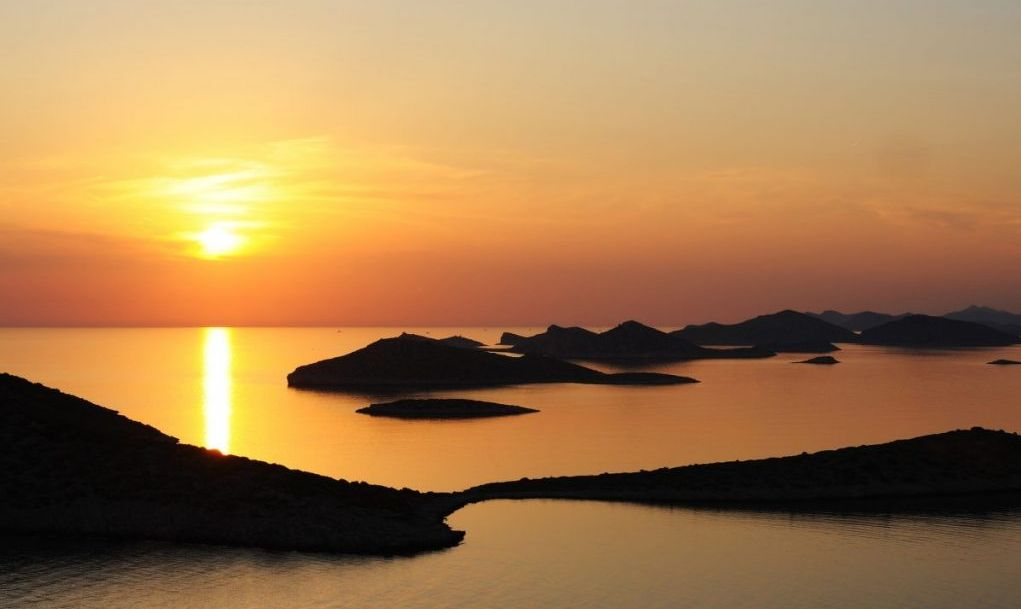 Tranquility in the Kornati Islands