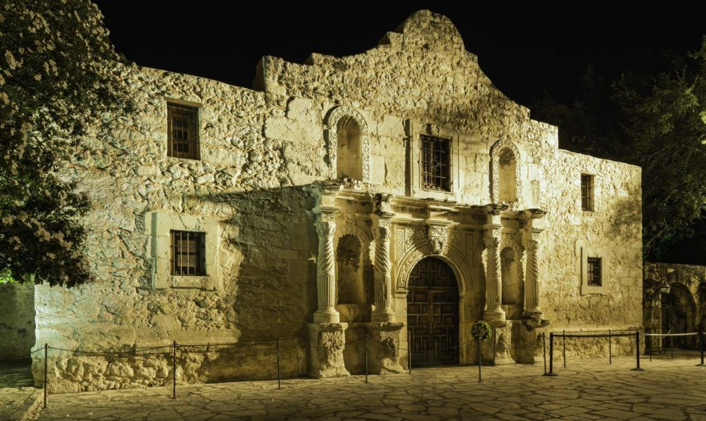 San Antonio Alamo SeaWorld missions