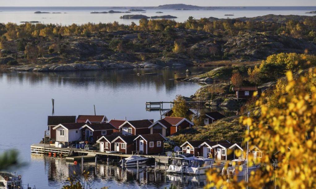 Gothenburg archipelago, Sweden