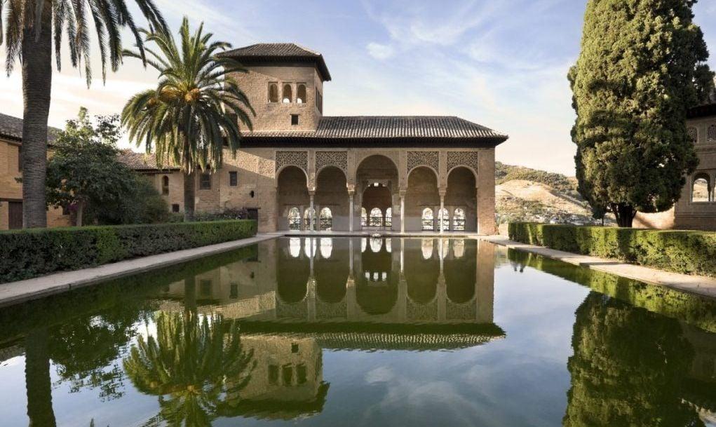 alhambra palace grenada