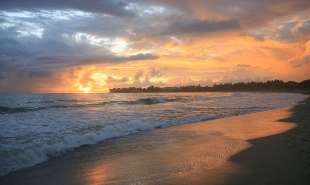 cabarete beach amber