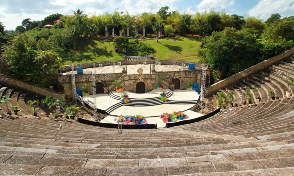 altos chavon amphitheater