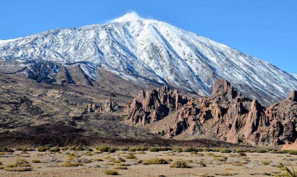 Do in Spain, Teide Volcano