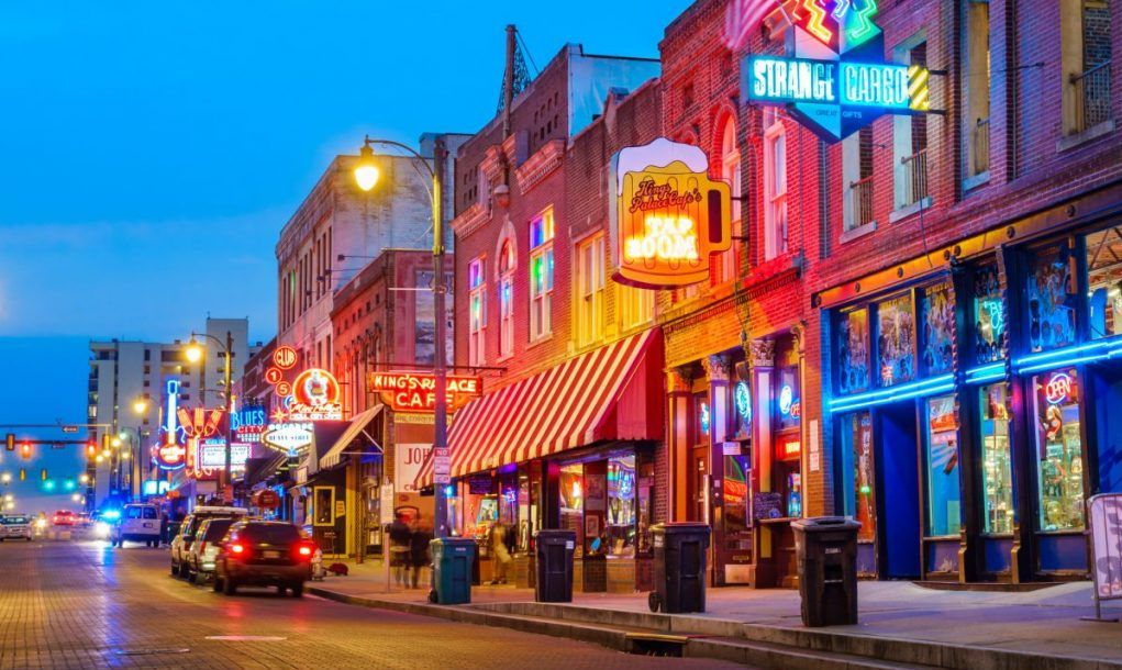 Do in Tennessee, Beale Street
