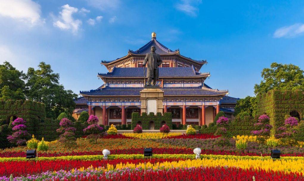 guangzhou flowers spring