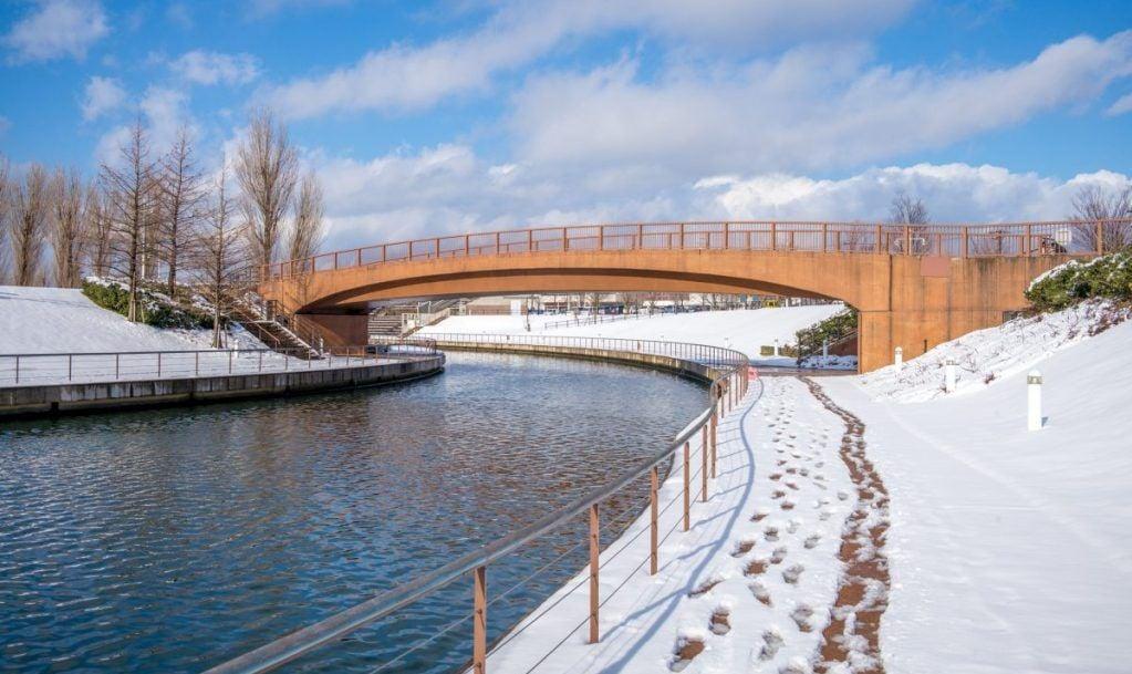 fugan canal park