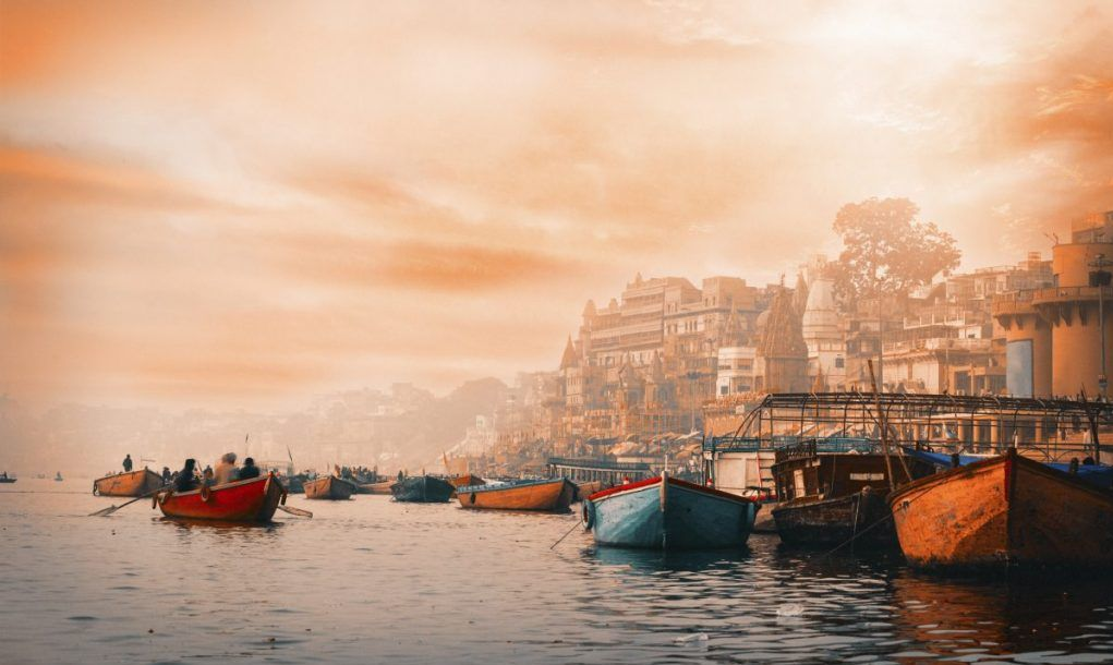 Varanasi on the Ganges