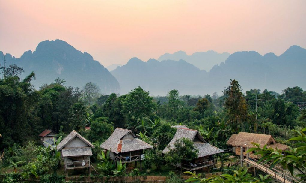 Laos travel adventure