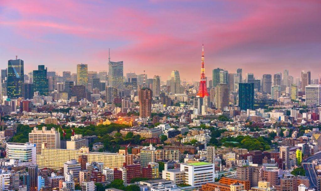 skyline ebisu tokyo