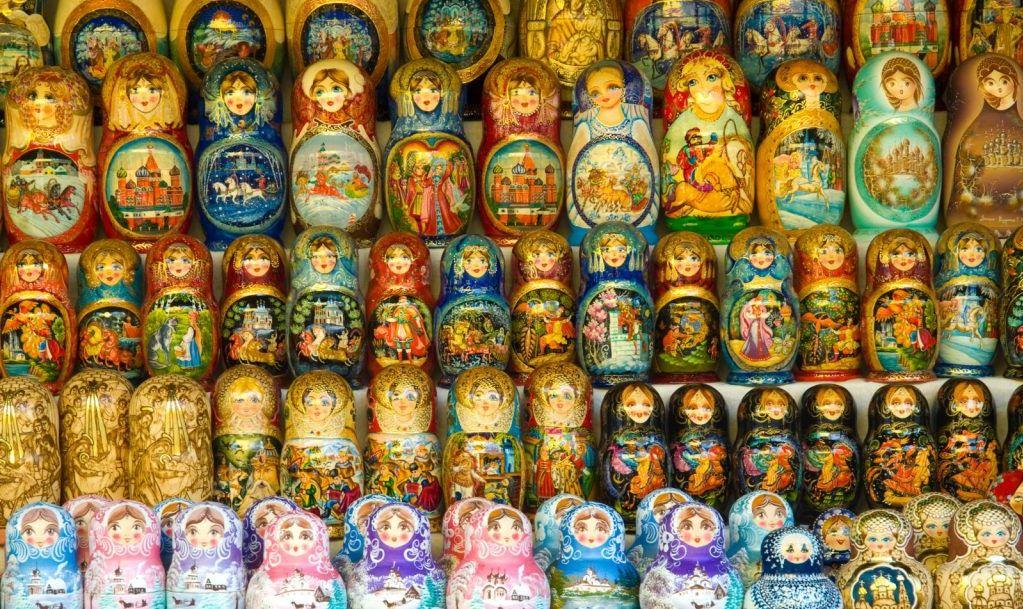 traditional porcelain and ceramics