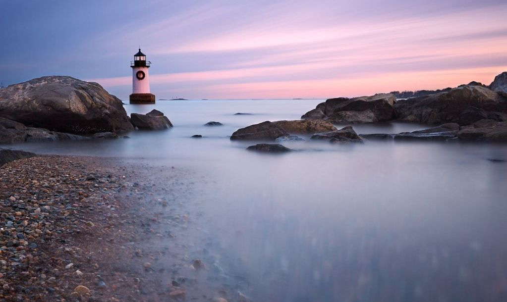 Fort Pickering Light, Salem Massachusetts
