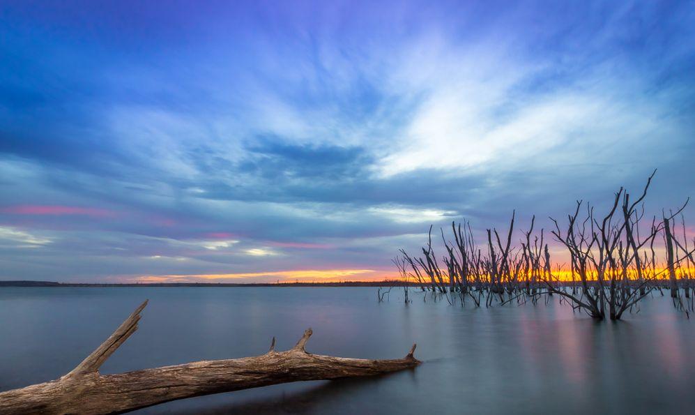 Kansas, Lakes/Rivers
