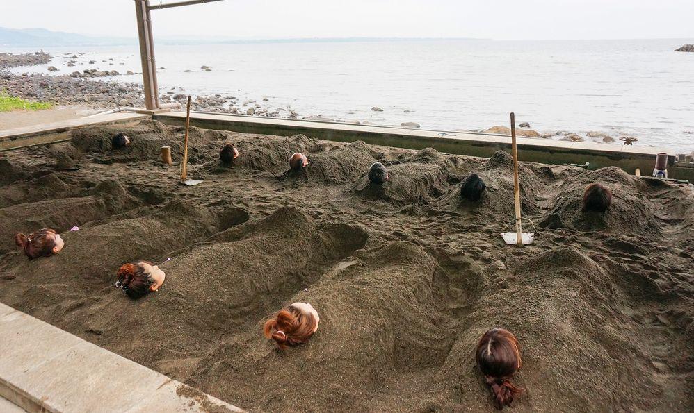 Sand Baths