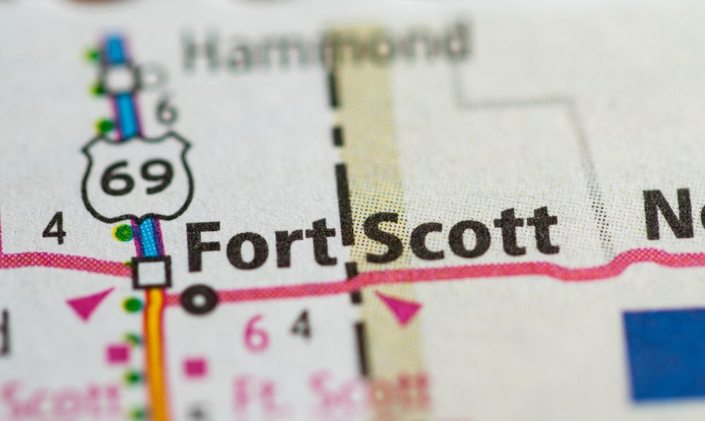 fort scott kansas