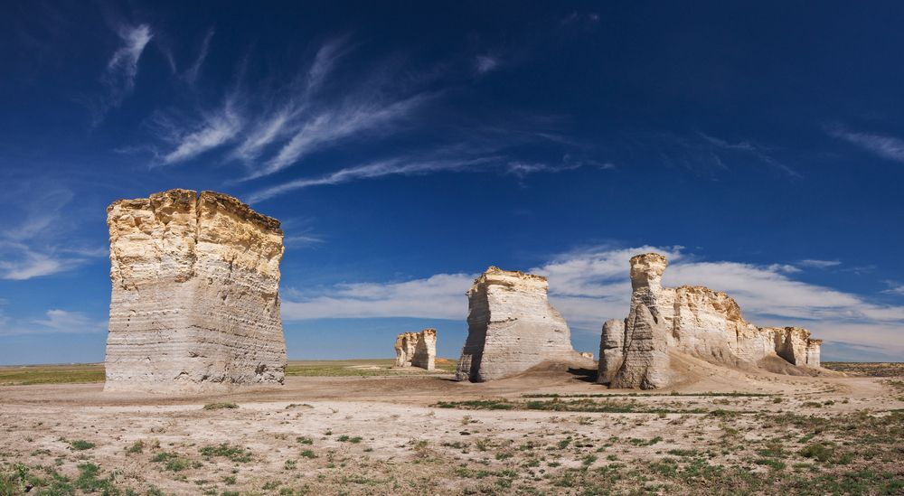 Do in Kansas, Monument Rocks