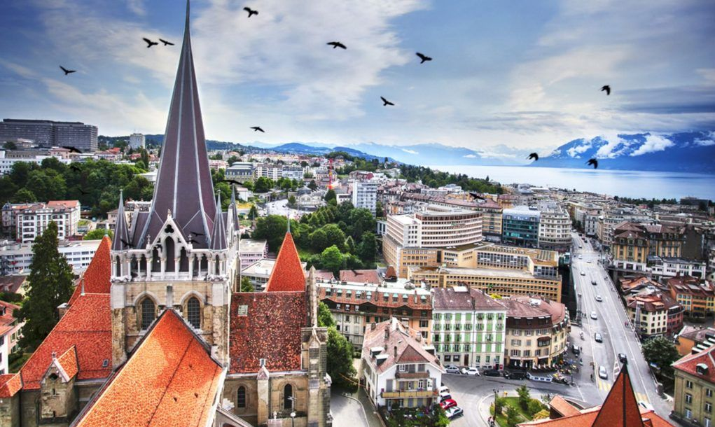 Beautiful Lausanne
