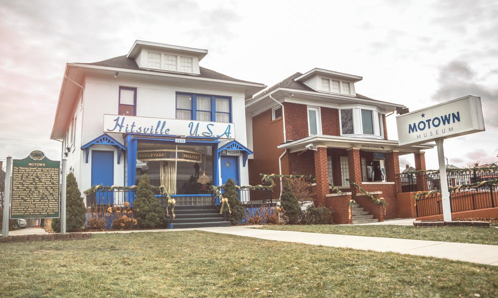 motown music original home gordy