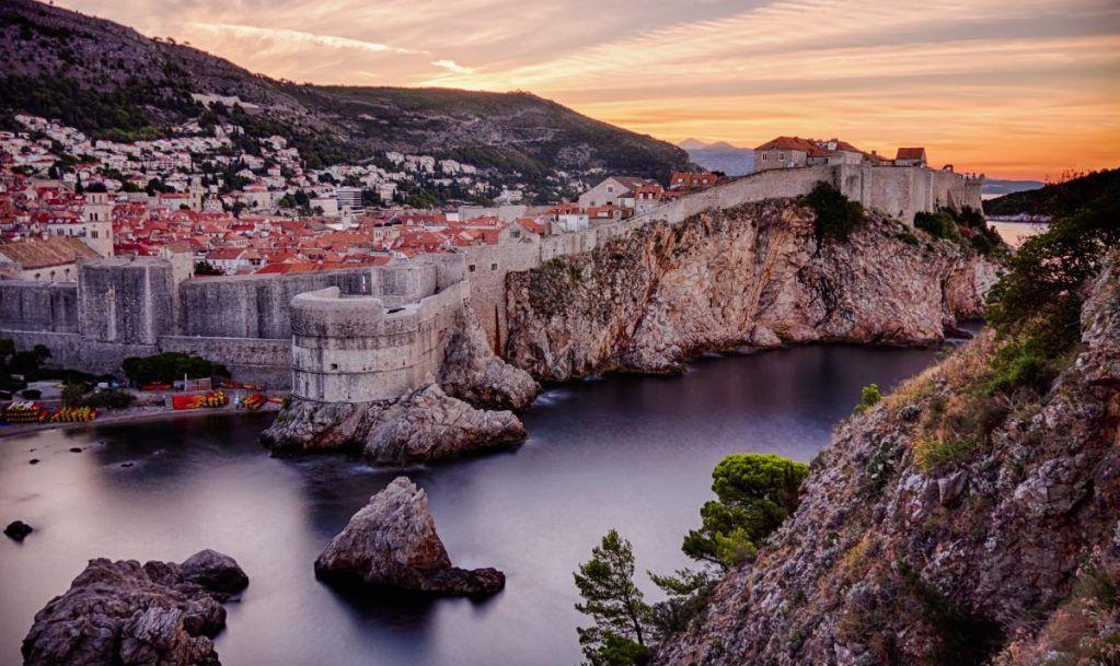 Dubrovnik cityscape