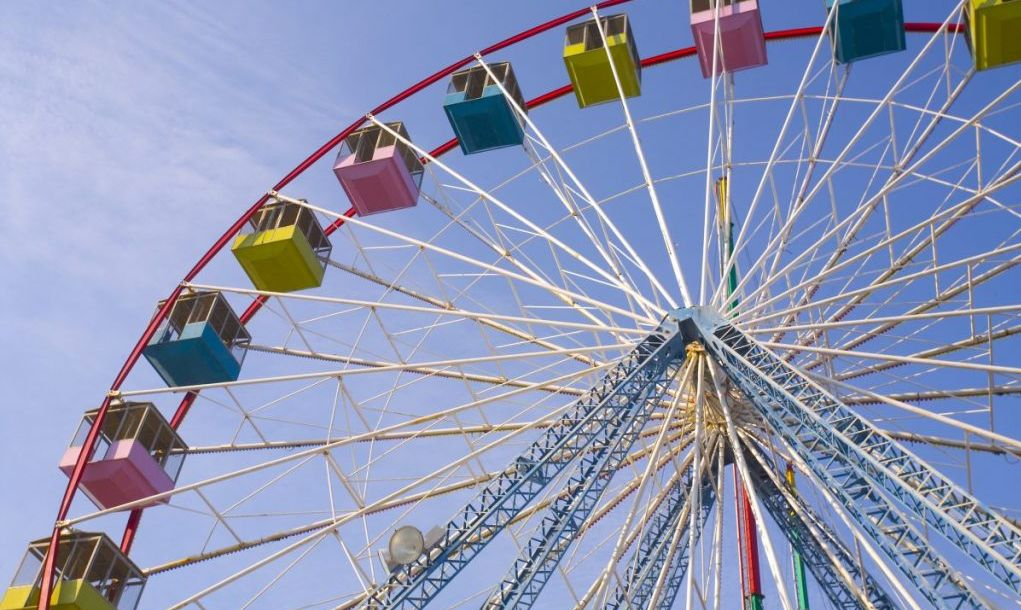 New Jersey ferris wheel