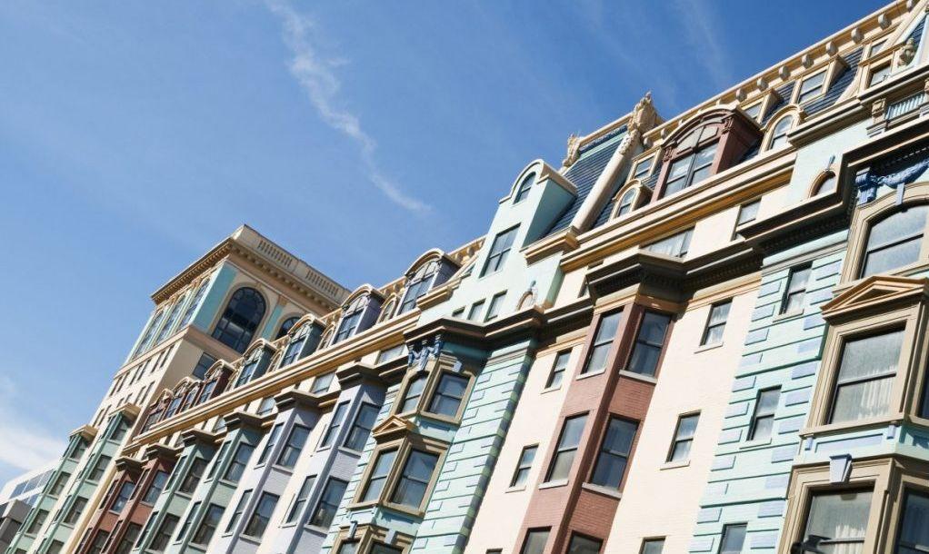 Buildings of Atlantic city