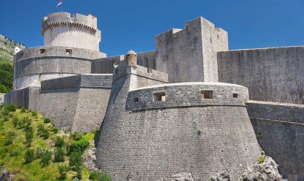 daenerys Minceta tower Dubrovnik