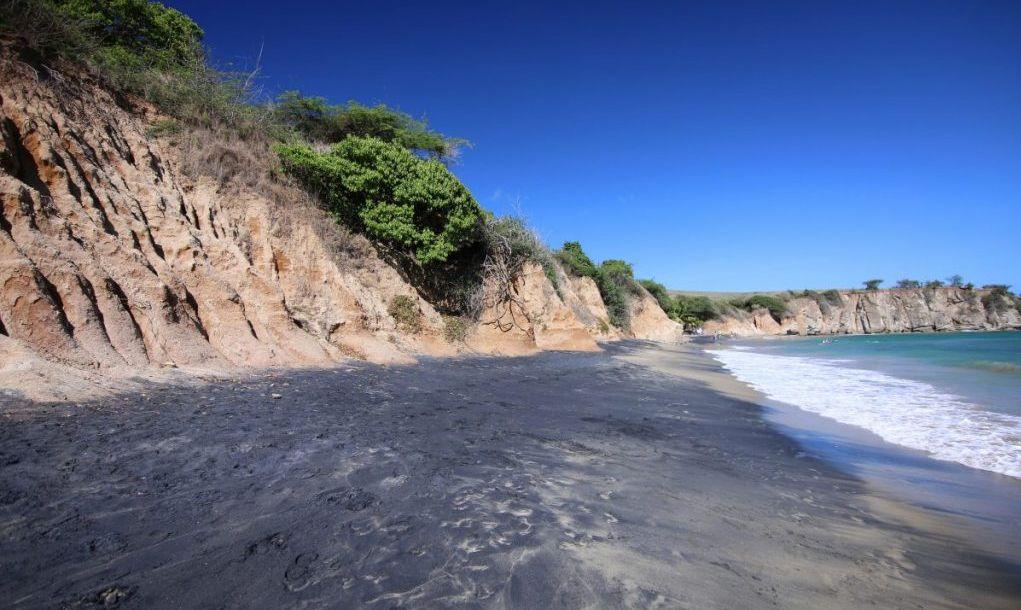 Playa Negra. Vieques, Puerto Rico