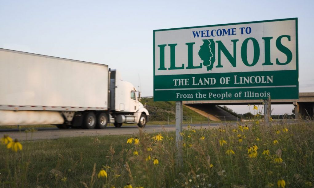 Illinois Most Populated States in America