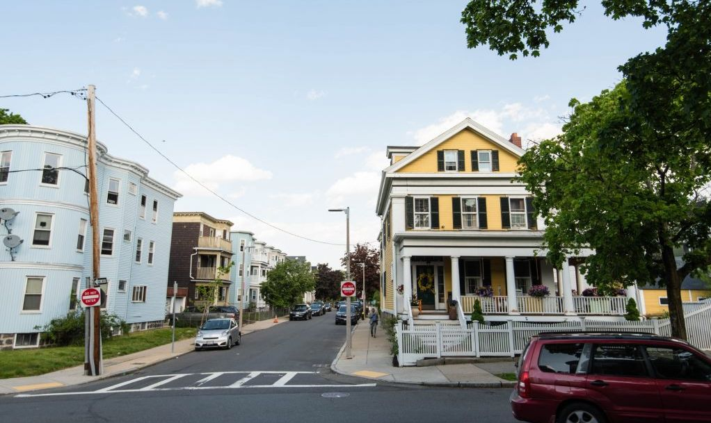 Boston suburbs best states