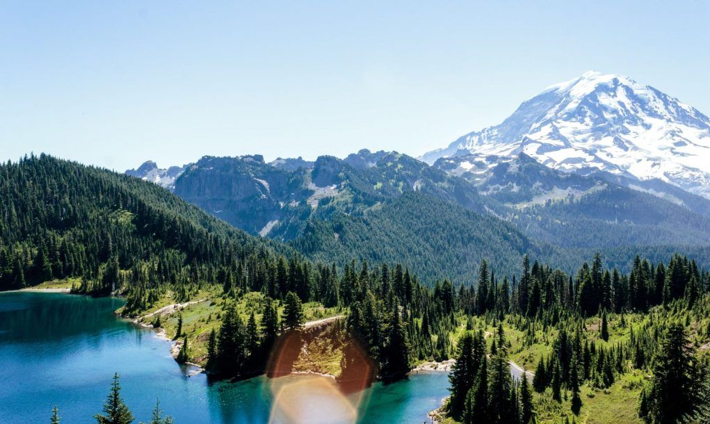 Mount Rainier National Park, United States
