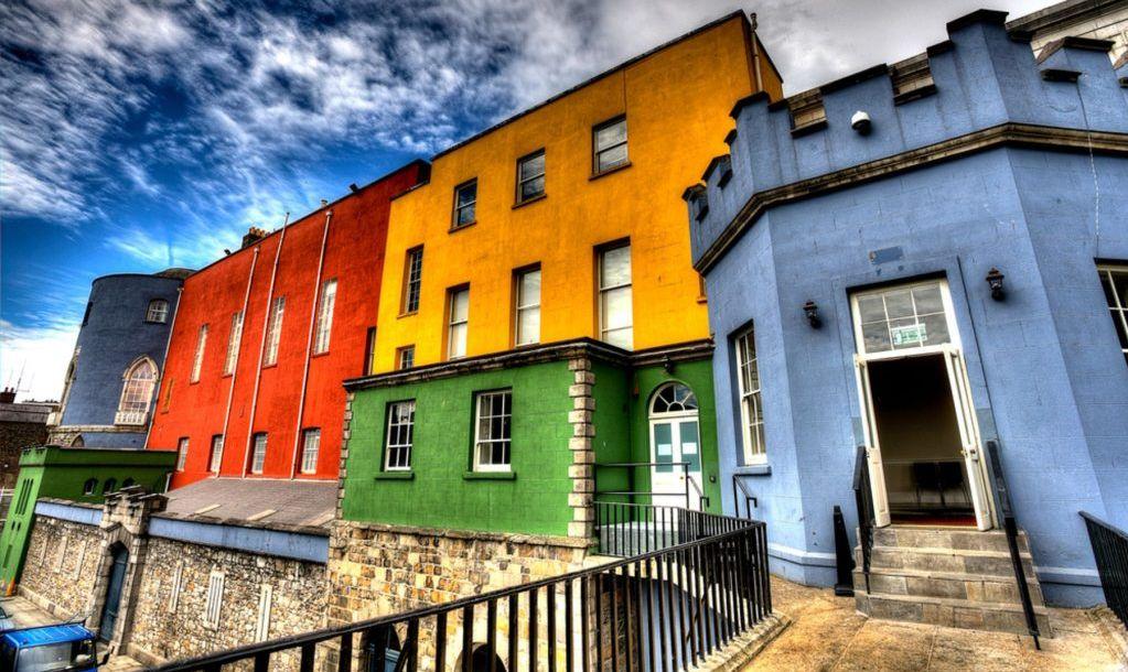 Dublin Castle, Dublin Ireland